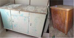 Van néhány régi bútorod