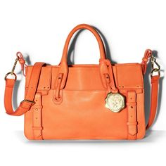 """Vince Camuto """"Andrea"""" Leather Satchel"""