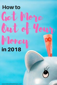 Want to have a better 2018? Check out these tips for reaching your financial resolutions!  #moneymanagement #financialresolutions #moneytips