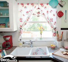 چگونه پرده ای مناسب برای پنجره آشپزخانه خود داشته باشیم؟