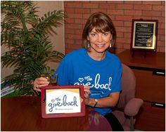 PCH Giveback....Deborah Holland