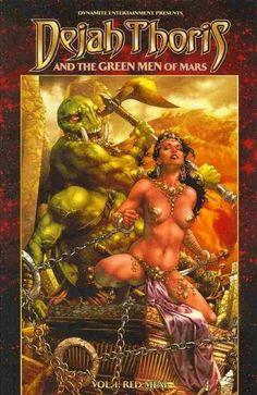 Dejah Thoris and the Men of Mars 1: Red Meat