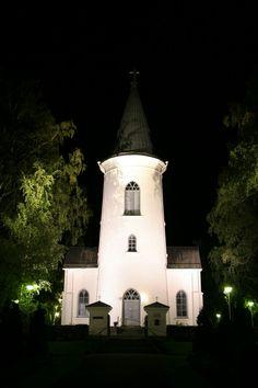 Törnävä church, Seinäjoki