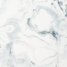 Rebecca Atwood's Marble Wallpaper in Cloud