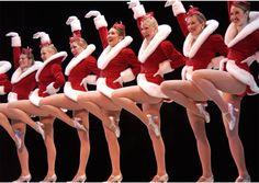 The Rockettes...Radio City Music Hall N.Y
