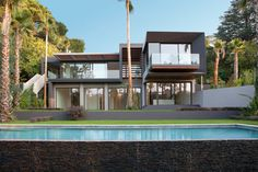 Lush Luxury: Villa C by Studio Guilhem