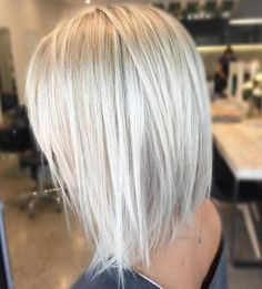 Hair straightening! Shiny ashy beach ready blonde!  Color by @hairbykaitlinjade.  Step 1: 1/2 head of micro foils (back to back foils with a very fine weave) Wella Blondor Lightener  20vol(6%) process for 45 mins.  Step 2: Toned 10 Silver Gloss Developer Lakme 5mins on the roots taken through to ends for last minute.  Step 3: Olaplex  No.1 for 5 mins followed by No.2 for 10mins.  Step 4: Washed hair with Evo ritual salvation shampoo and conditioner. #Olaplex #blonde #modernsalon #platinum…