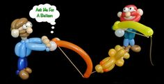 35  Fisherman Balloon Twisting Video Tutorial