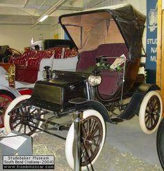 1902 Studebaker Electric Stanhope Phaeton