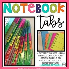 Guided Reading and Small Groups in Middle School PART III: Lessons and Novel Units - The Hungry Teacher Reading Response Notebook, Reading Notebooks, Interactive Notebooks, Math Notebooks, Notebook Organization, Teacher Organization, Teacher Hacks, Teacher Stuff, Organized Teacher