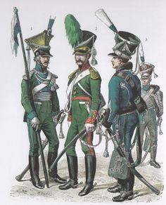 Bavarian  Uhlan, chevauleger of Prinz Karl regiment, 2nd hussars