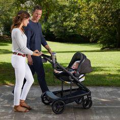 Graco Uno2Duo Double Stroller - Oakley : Target Cute Baby Strollers, Double Strollers, Single Stroller, Travel System, Dream Big, Black And Grey, Gray, Oakley, Baby Car Seats