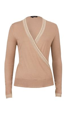 """""""CASHEW"""" nude beige sweater 