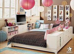 mały pokój nastolatki - Szukaj w Google