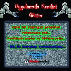 Your project the video shoot share and send it to us. We may share.  Yaptığın projelerini çek paylaş DM'den yolla.. Bizde Paylaşalım.. Her türlü proje geçerlidir..Kısa bilgilerini de eklemeyi unutma.. Mechatronica Engineering..  @mechatronica  SAYGI ve SEVGİLERİMİZLE..  #technology #project #proje #arduino #pic #plc #programming #mech #working #design #art #instagood #mikro #nano #engineering #robotics #engineer #Industrial #automation #love #repost #tech #electric #electronics #world…