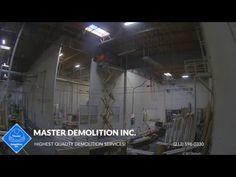 Commercial Interior Demolition in Van Nuys - YouTube