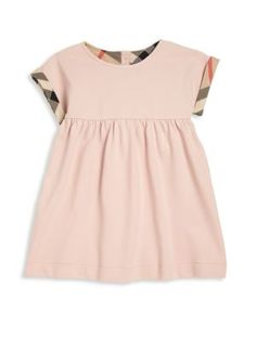 Burberry - Baby's & Toddler's Pique Dress