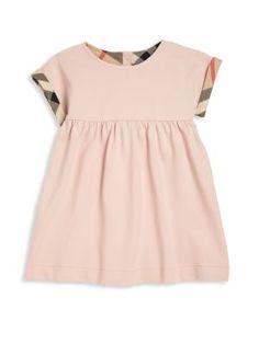 Burberry - Baby's & Toddler's Pique Dress