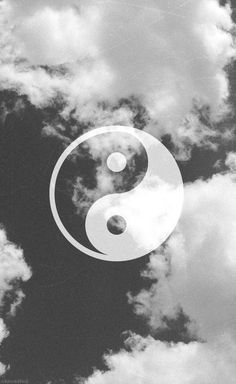 Yin-yang - always a balance - where there is good, there is also bad - we just need to persever through the bad