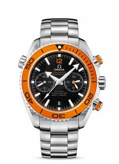 OMEGA Watches: Seamaster Planet Ocean Chrono - Steel on steel - 232.30.46.51.01.002