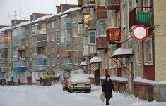 Vorkuta, Komi, winter 2006/2007
