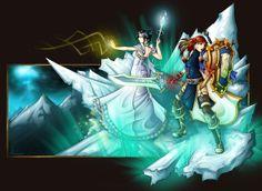 Icecrown by Noxychu.deviantart.com on @deviantART