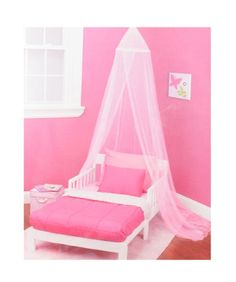 Delta SOS Decorative Canopy - pink, one size $10.99