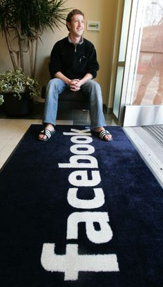 What should Mark Zuckerberg's status message read as he rings the Nasdaq bell? Comment here:  http://ndtv.in/JoAgC0
