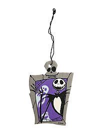HOTTOPIC.COM - The Nightmare Before Christmas Jack Skellington Moon Ice Air Freshener 2 Pack