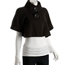Capelet for fall!