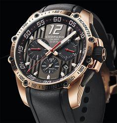 Chopard Watches for Men Dream Watches, Fine Watches, Cool Watches, Ladies Watches, Bugatti Super Sport, Cartier, Mens Toys, La Mode Masculine, Chopard