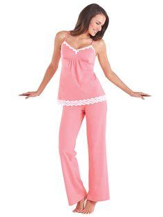 Tipo: Pijama Dama - Precio Mayoreo, Catalogo: Primavera-Verano 2016 Baby Dolls, Pink Fashion, Nightwear, Night Gown, Blazers, Cold Shoulder Dress, Jumpsuit, Coral, Lingerie