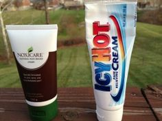 Noxicare Natuarl Pain Real Cream vs IcyHot! Which product is better!