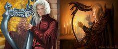 "Rhaegar Targaryen ""The Last Dragon"""