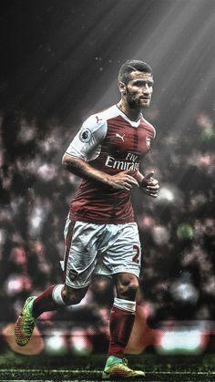 #Arsenal Arsenal Fc, Arsenal Players, Arsenal Football, Football Is Life, Football Players, Arsenal Wallpapers, Granit Xhaka, Sports Magazine, Football Design