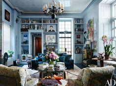 Inside Artist Jack Pierson's Dreamy Greenwich Village Apartment | Architectural Digest