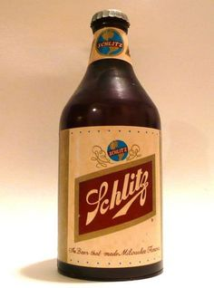 PBR started brewing Schlitz a few years ago.  It's pretty good beer now that they've figured out the recipe again.