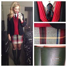 Menswear- Karla Reed's instagram