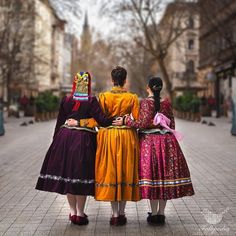 [New] The 10 All-Time Best Home Decor (in the World) - Spring colours on traditional hungarian folk dresses Photo by with
