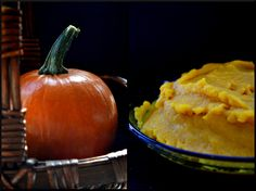 the globe spiced pumpkin souffles with bourbon molasses sauce recipes ...
