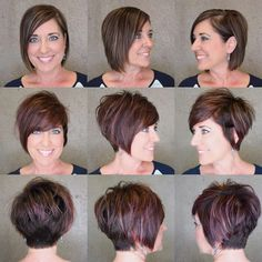 Short Hairstyles Images 2017 - 12