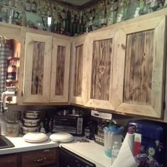 Kitchen Items Made With Recycled Pallets