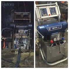 Want your #sprayfoam equipment to run like new again? The experts at Spray Foam Systems can help! #WeMakeItWork