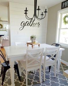 Farmhouse diningroom