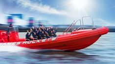 31% off Thames Rocket Powerboating for Two | Eeseeagans Online on WeShop