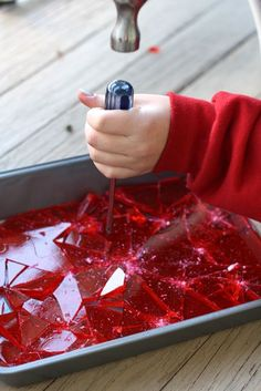How to make old fashioned hard candy