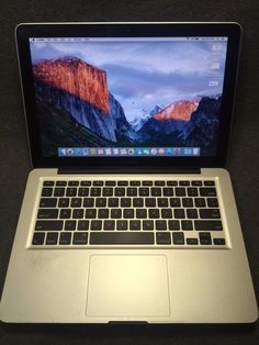 Apple MacBook Pro 13 Mid 2012 2.5GHz i5 8GB 256 SSD  GOOD CONDITION
