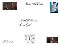 """""""Catty Winchester Worlds Colliding (Supernatural) 8.11 """"LARP and the Real Girl"""""""" by mysticfalls1997 ❤ liked on Polyvore"""