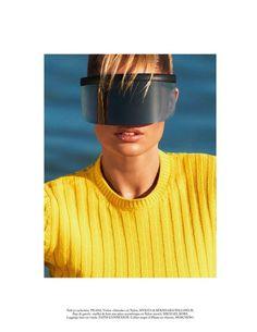 Doutzen Kroes by Gilles Bensimon for Vogue Paris May 2015 10