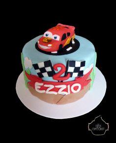 cars / cars cake flash mc queen